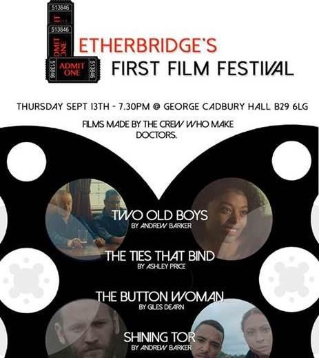BBC Doctors Hosts Letherbridge First Film Festival