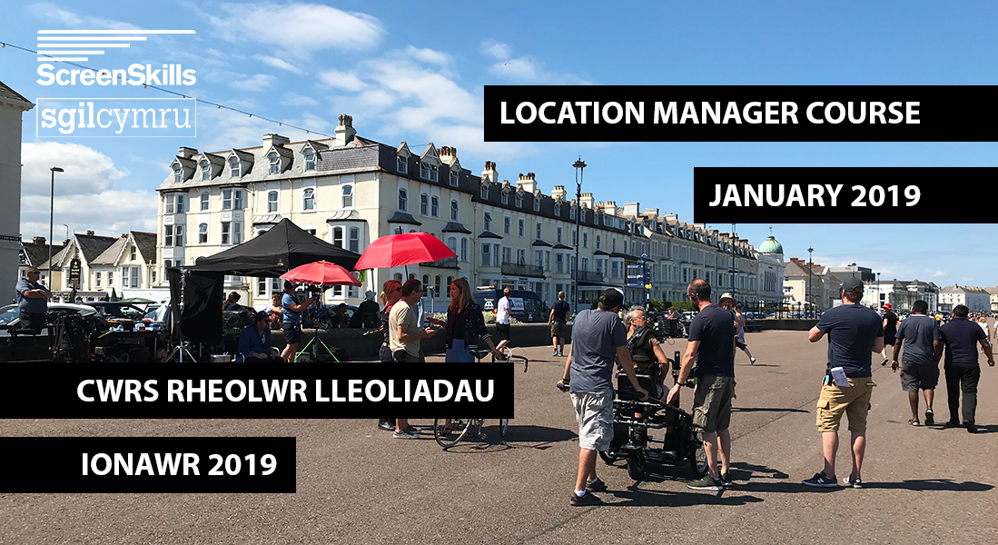 Call for Applicants: Location Manager Course