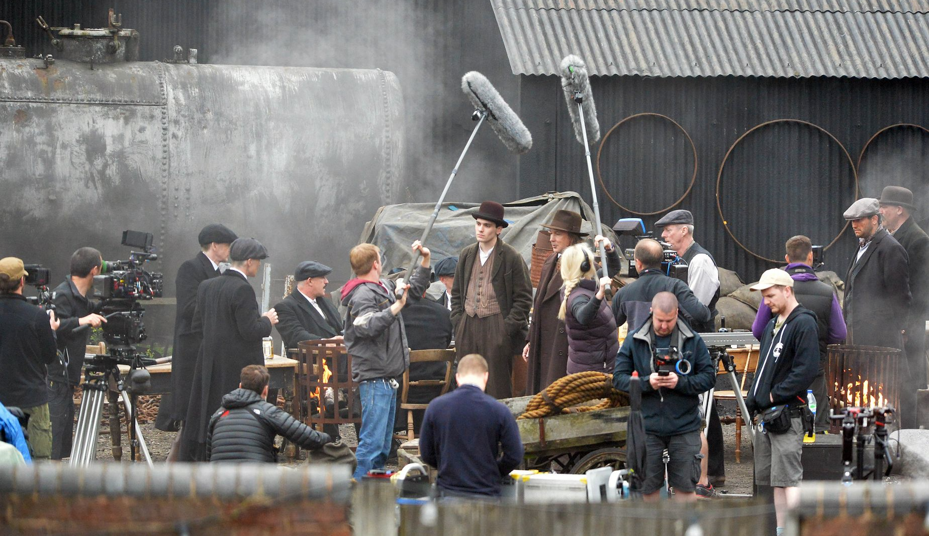 Peaky Blinders Series Five once again features Dudley