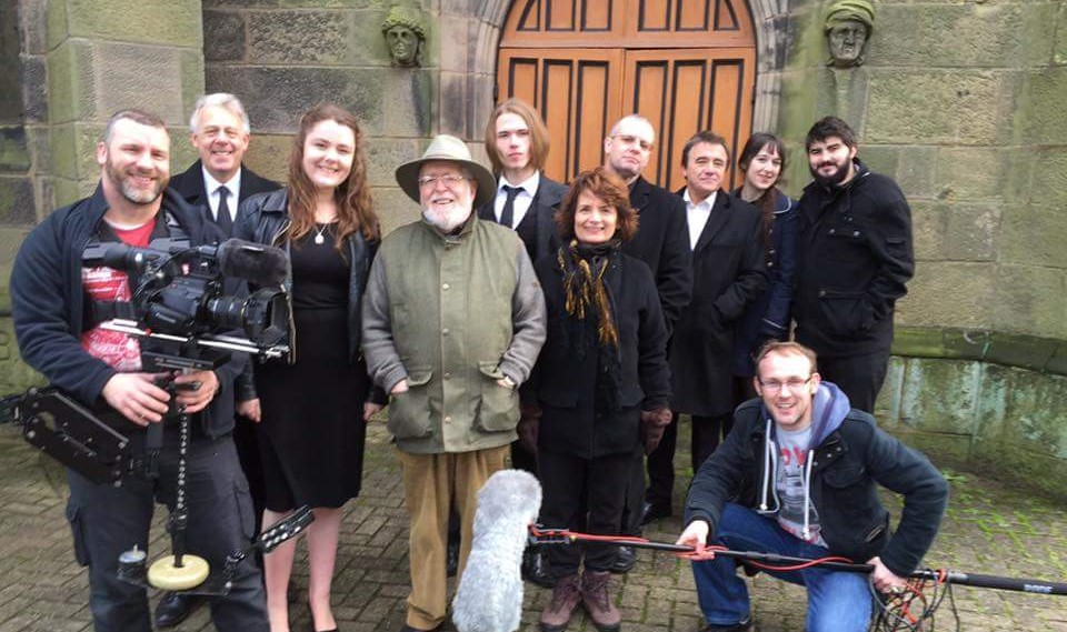 Tesco Worker Releases Horror Filmed In Dudley