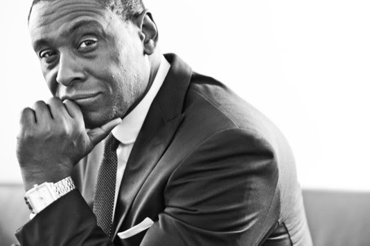 In Conversation with David Harewood