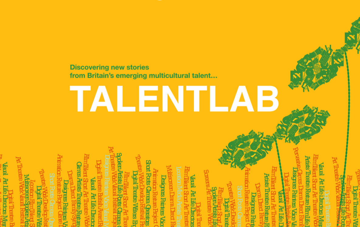 B3 Talent Lab for BAME Creatives – Deadline August 5th