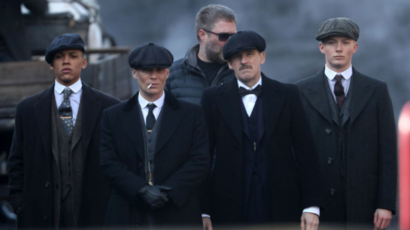 peaky blinders world premiere