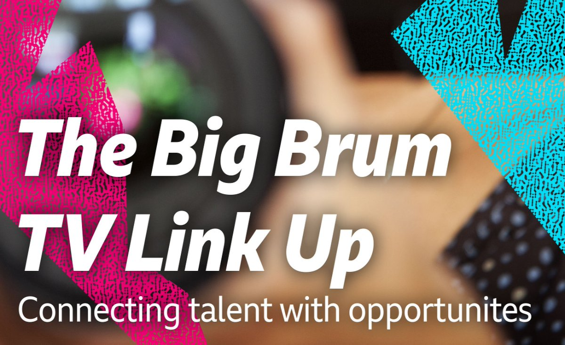 Big Brum TV Link-Up: Become a Content Producer for BBC Three!