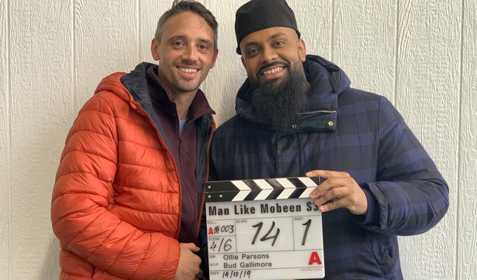 Tiger Aspect, Film Birmingham and BBC Comedy Offer Man Like Mobeen Training Scheme