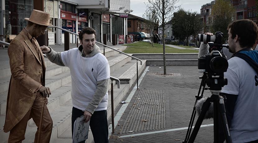 West Midlands comedy short 'Still' gains online success