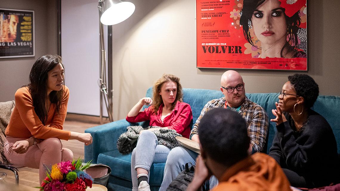 BFI Flare x BAFTA Crew Mentoring Programme
