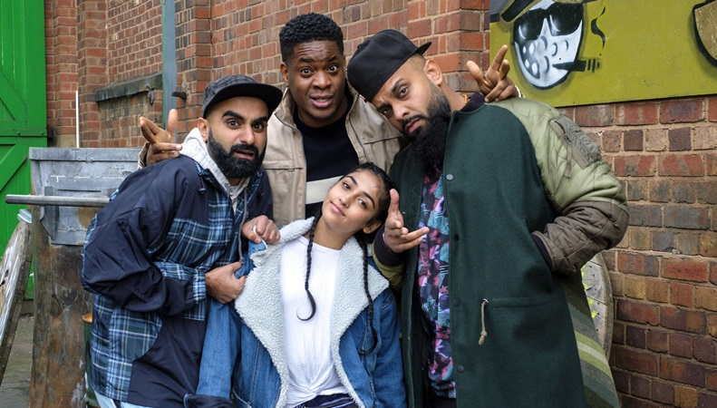 Birmingham sitcom 'Man Like Mobeen' beloved by Chris Morris, Charlie Brooker and Idris Elba