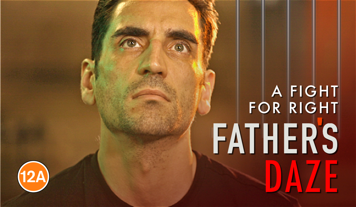 'Father's Daze', filmed in Birmingham and Redditch, premieres February 6th