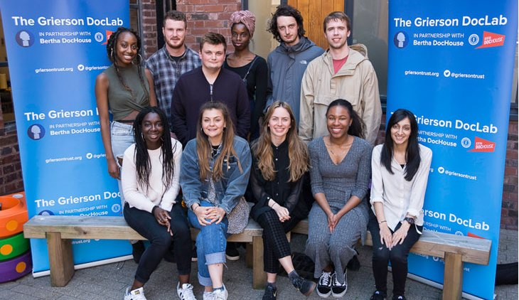 Applications for Grierson DocLab 2020 are now open! Deadline March 20th