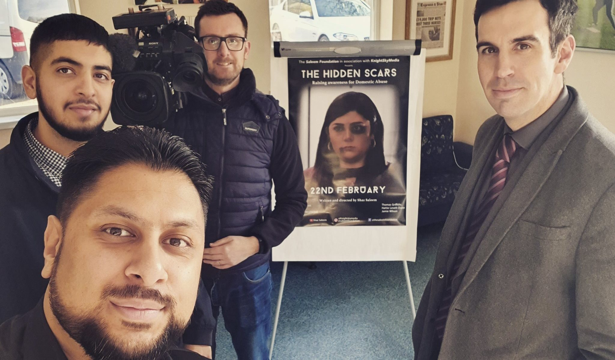 Black Country film to highlight the horrors of domestic violence