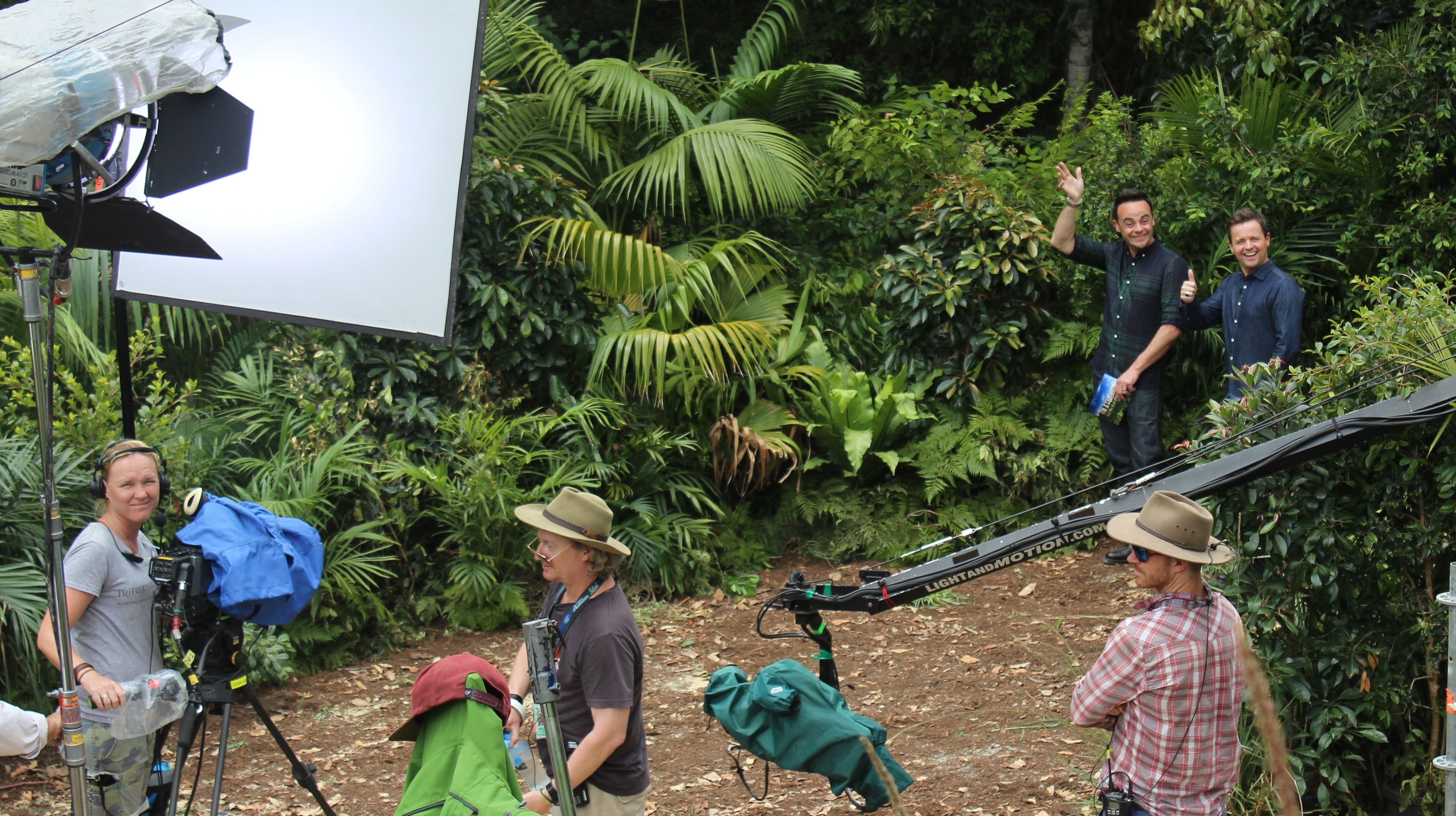 The Making of 'I'm A Celebrity… Get Me Out Of Here!'