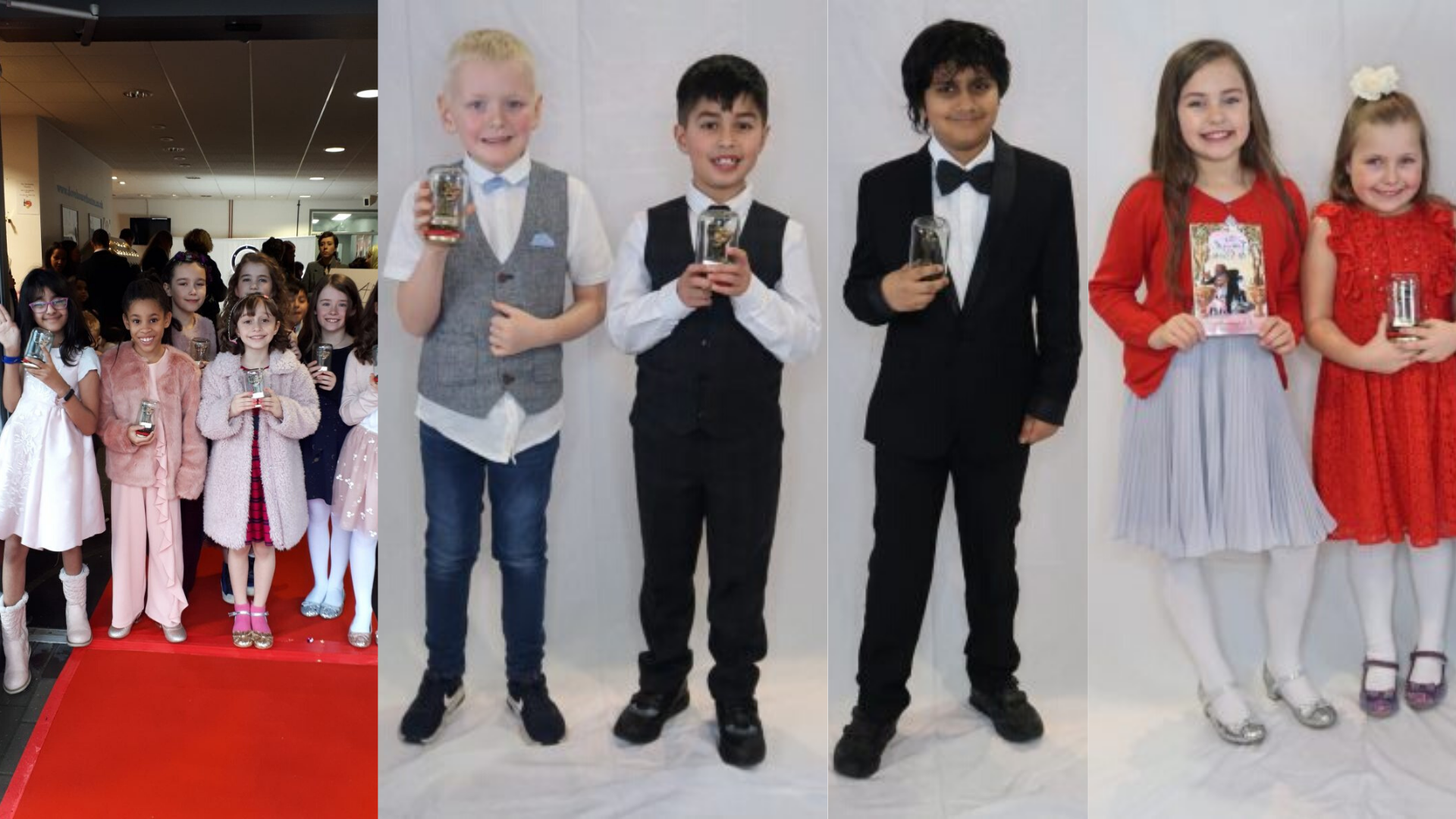 Young Solihull Stars receive Oscars treatment