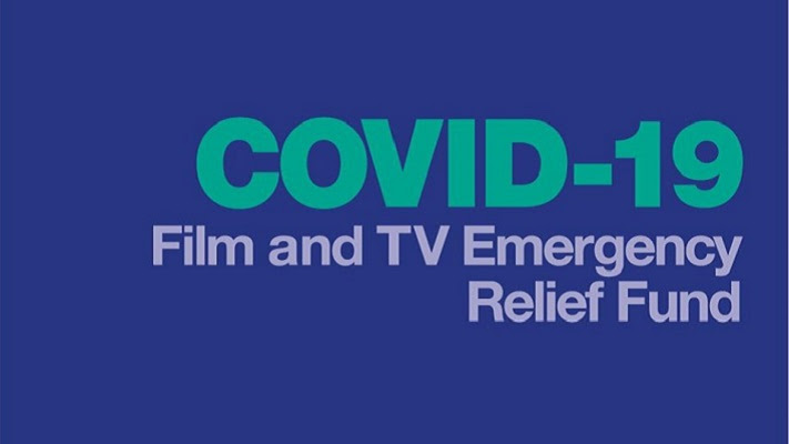 The Covid-19 Film and TV Emergency Relief Fund is here