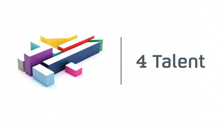 Channel 4 and 4Talent logo