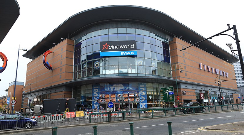Cineworld re-opening Birmingham and Solihull cinemas from July 10
