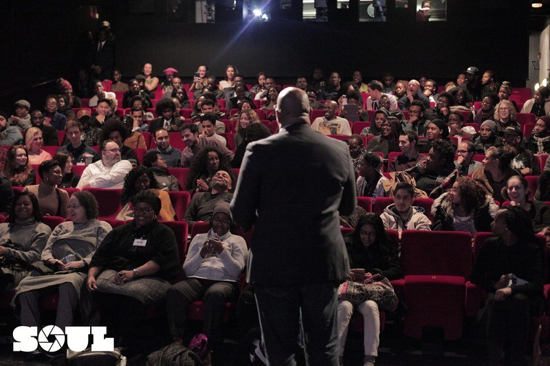 S.O.U.L. (Screening Our Unseen Lives) – Britain's Black, Asian and Minority Ethnic film talent
