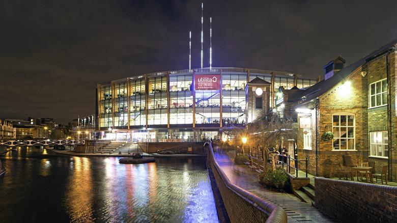 Birmingham's NEC to open as film and TV studio complex