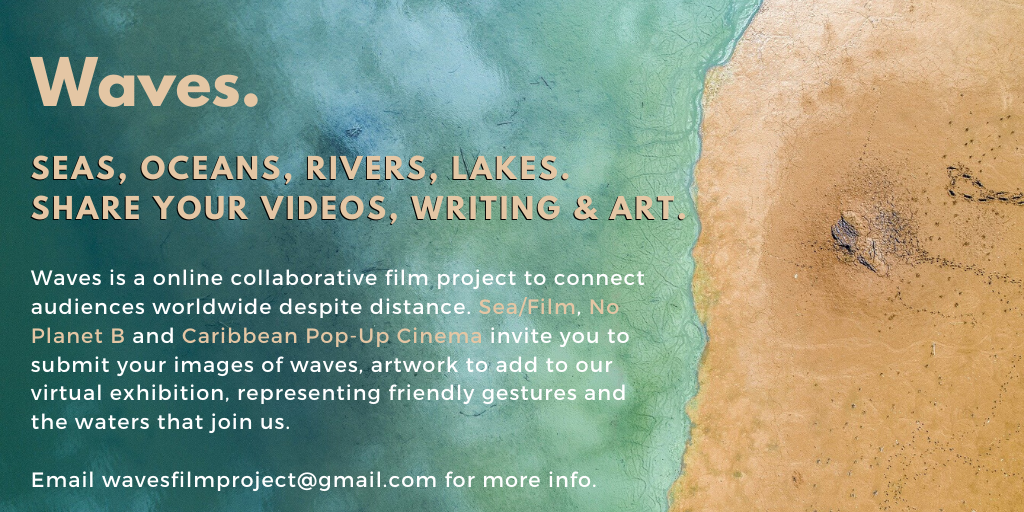 """UK community cinemas call for zine and video submissions for visual project """"Waves"""""""