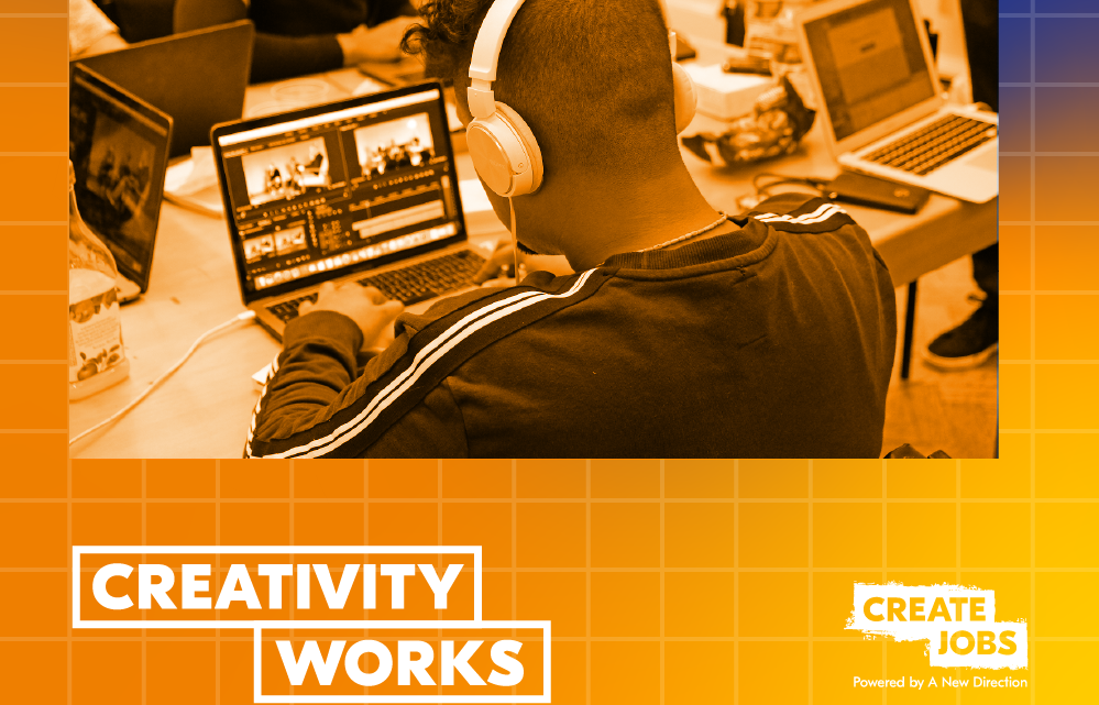 Creativity Works: Content Production