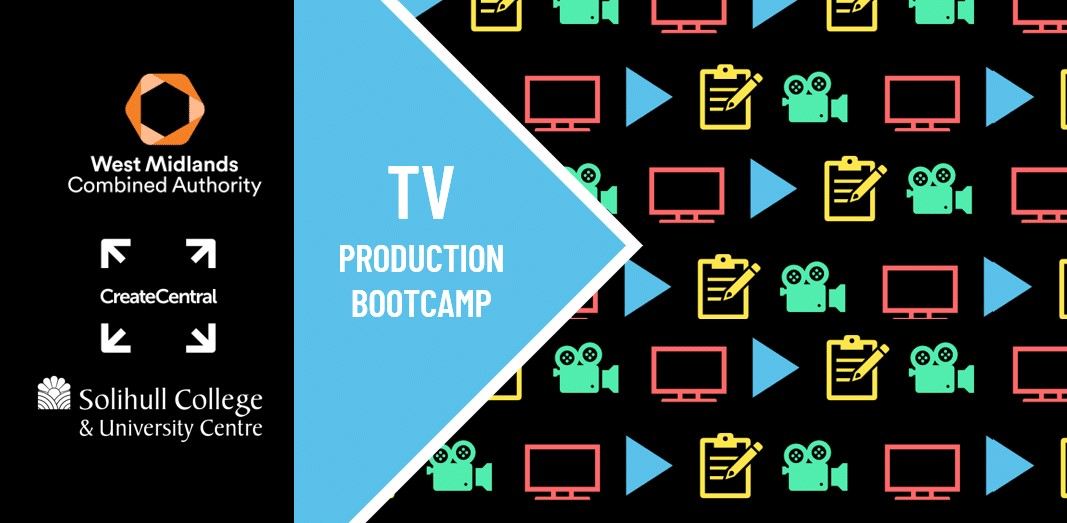 TV Production Bootcamp connecting West Midlands creative talent to jobs
