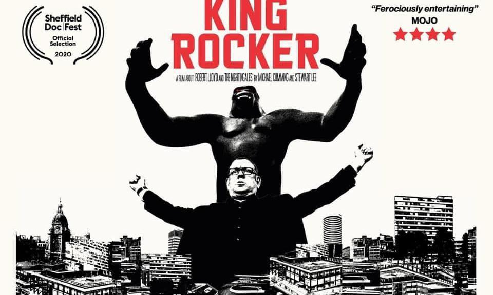 Birmingham's 'King Rocker' captured in new film