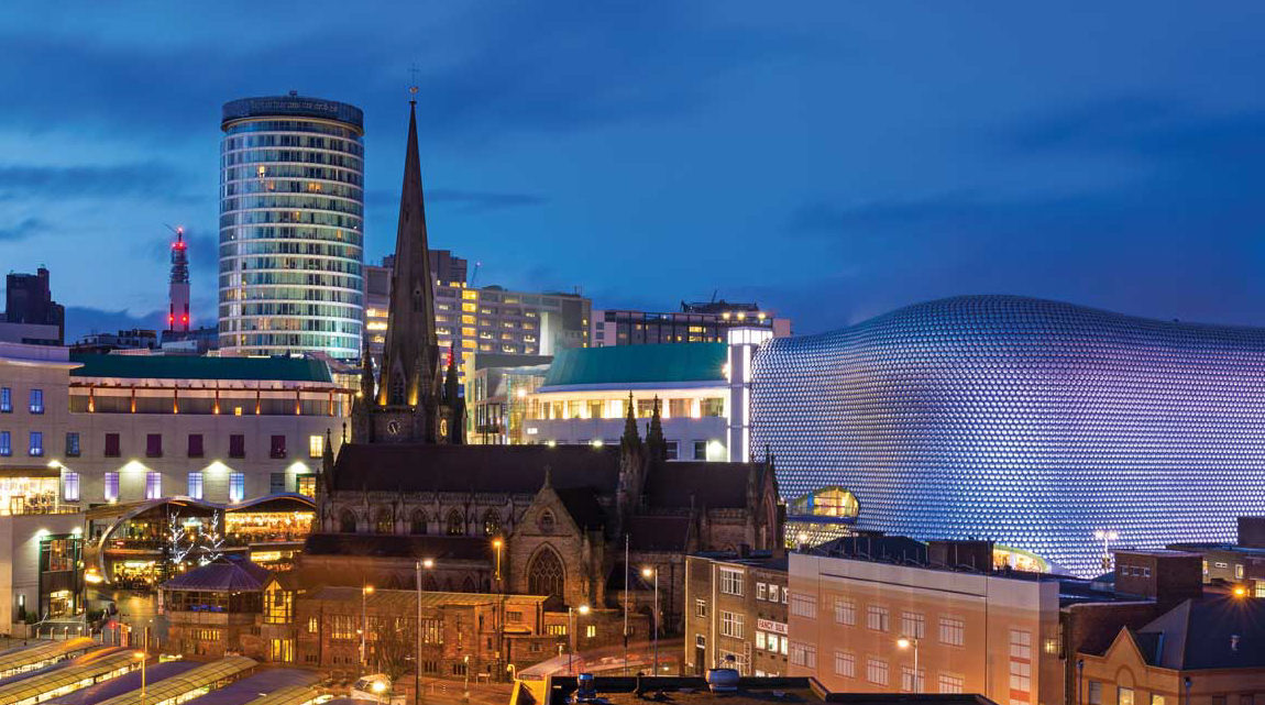 Contemporary arts education provider picks Birmingham for expansion