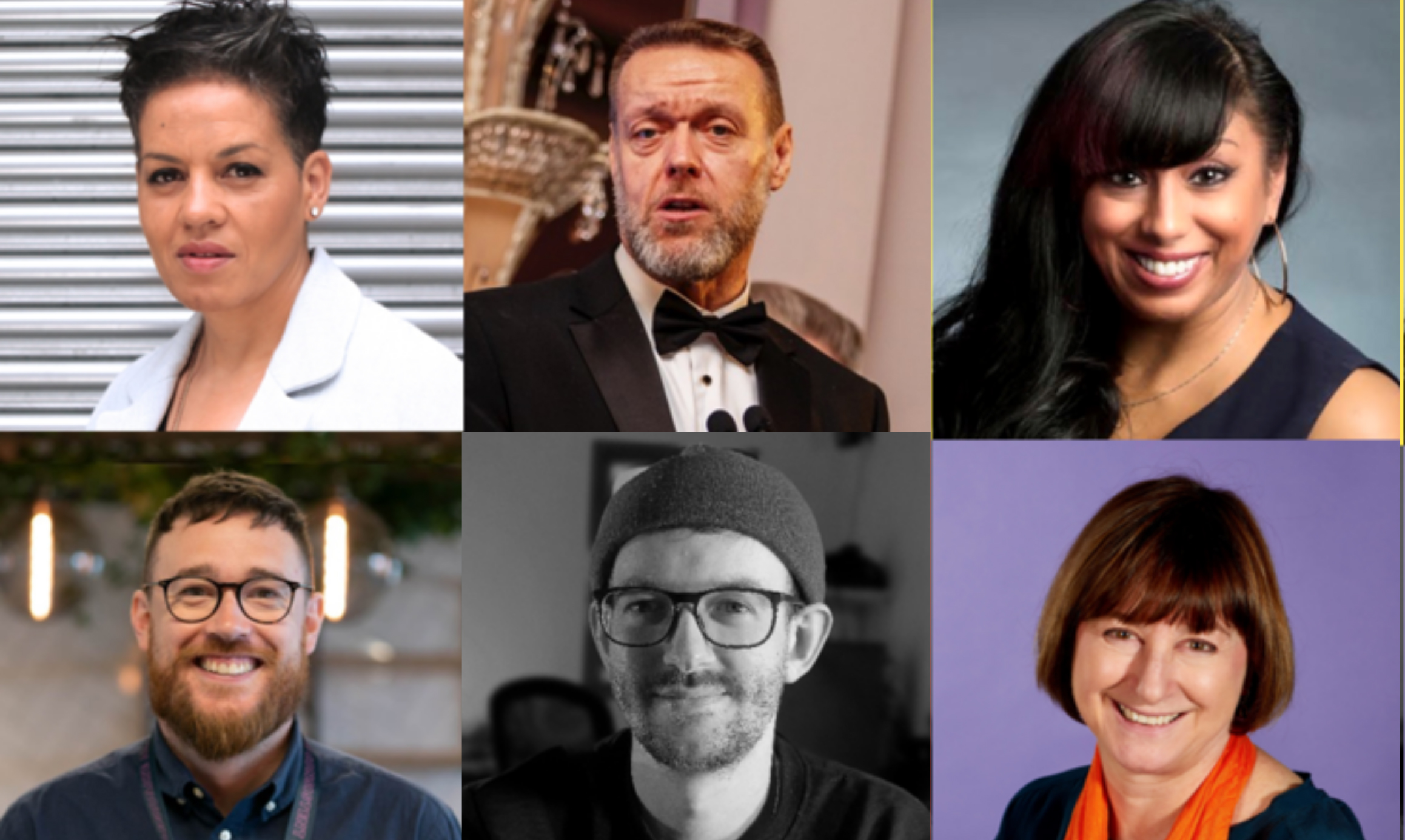 Six New Board Members at Create Central
