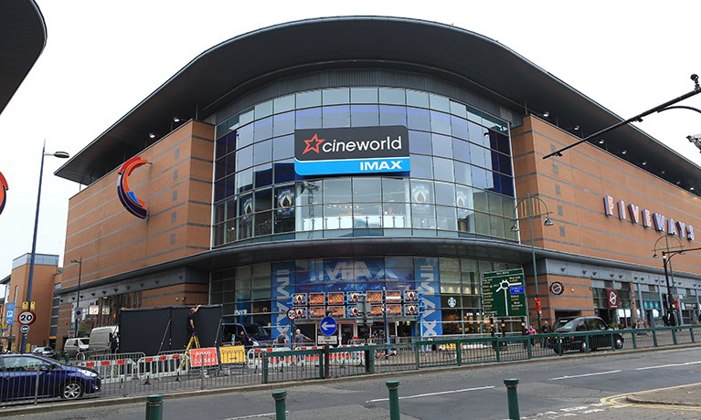 Cineworld Confirms Plans to Reopen Cinemas in May