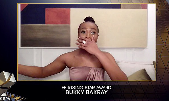 Bukky Bakray of 'Rocks' Is BAFTA Rising Star winner