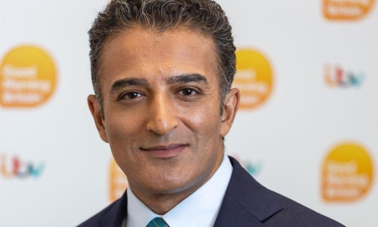 Adil Ray is Screen and Film School Birmingham's First Patron