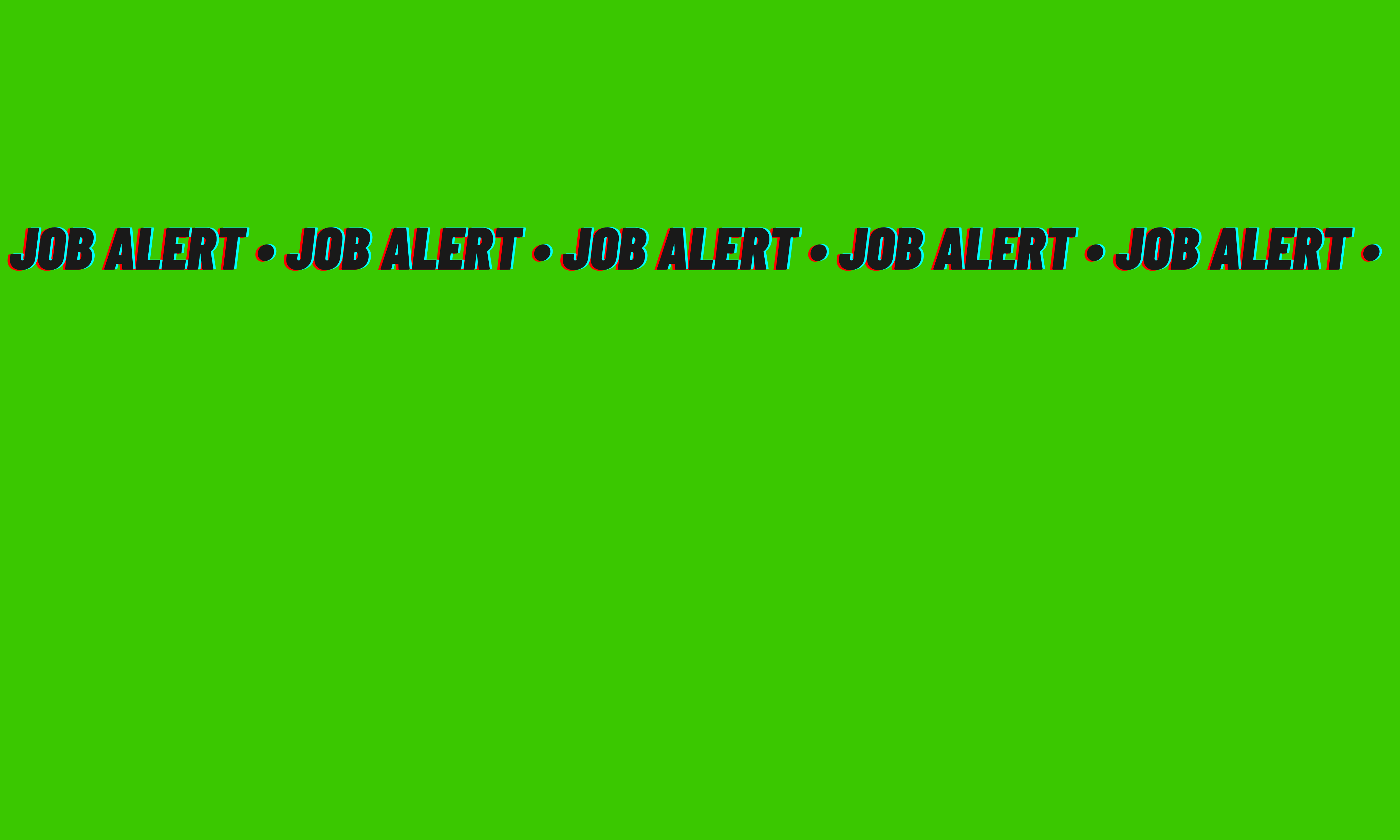 Job Alert: Casting AP