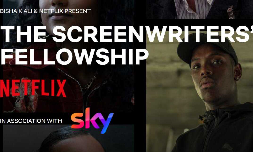 Netflix Screenwriter's Fellowship