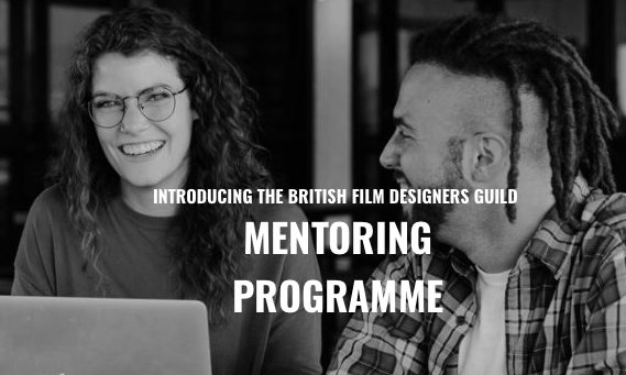 British Film Designers Guild Mentoring Scheme – Deadline September 26th