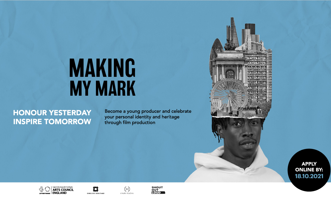 'Making My Mark' for Young Producers – Deadline October 18th